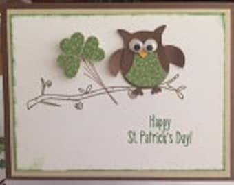 Happy St. Patricks Day Card