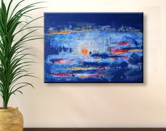 Ozeana - Original Acrylic Painting
