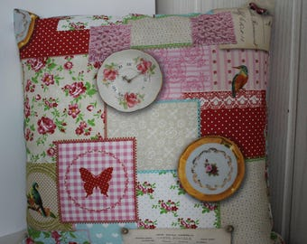 Cushion covers all sizes feasible - shabby
