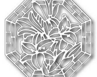Easter Lilies Window Die