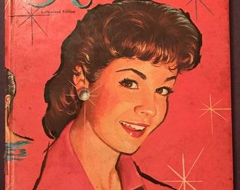 1960 hardcover book vintage Annette Sierra Summer Walt Disney by Doris Schroeder