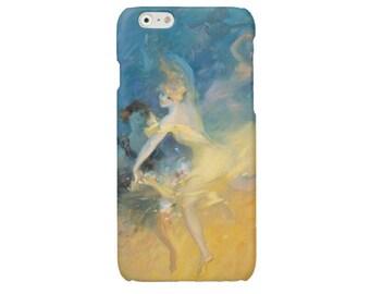 Dance iPhone case Art Nouveau iPhone 5 6 7 art iPhone 6 7 plus cover iPhone SE iPhone 4 4S case Samsung Galaxy S7 S4 S5 S6 case yellow blue