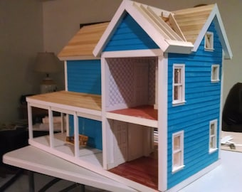1/12th scale Doll house by Almost Real Houses in Michigan