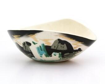 Artist Signed Alaska Pottery by Matthew Adams