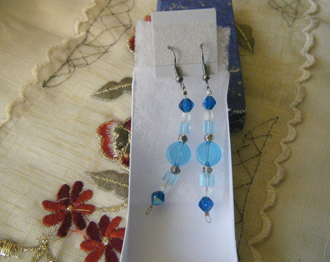 Handmade Drop Earrings