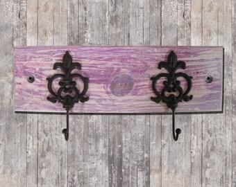 Hanger of wooden vintage