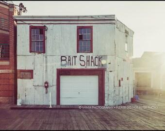 PRINT: Bait Shack