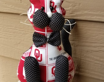 University of Oklahoma Sooners Cat