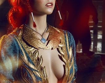 The Witcher 3 - Triss Merigold cosplay print