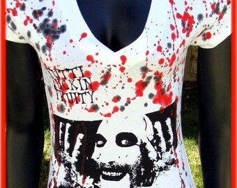 DiY The Devil's Rejects Shirt Captain Spaulding