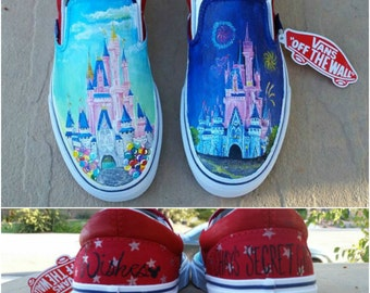 Brand Shoes Custom Painted Shoes - Choose Your Own Custom Design