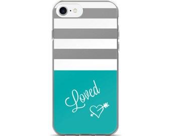iPhone case/LOVED/iphone 6/6Plus/7/8 /7Plus/8Plus/iPhoneX