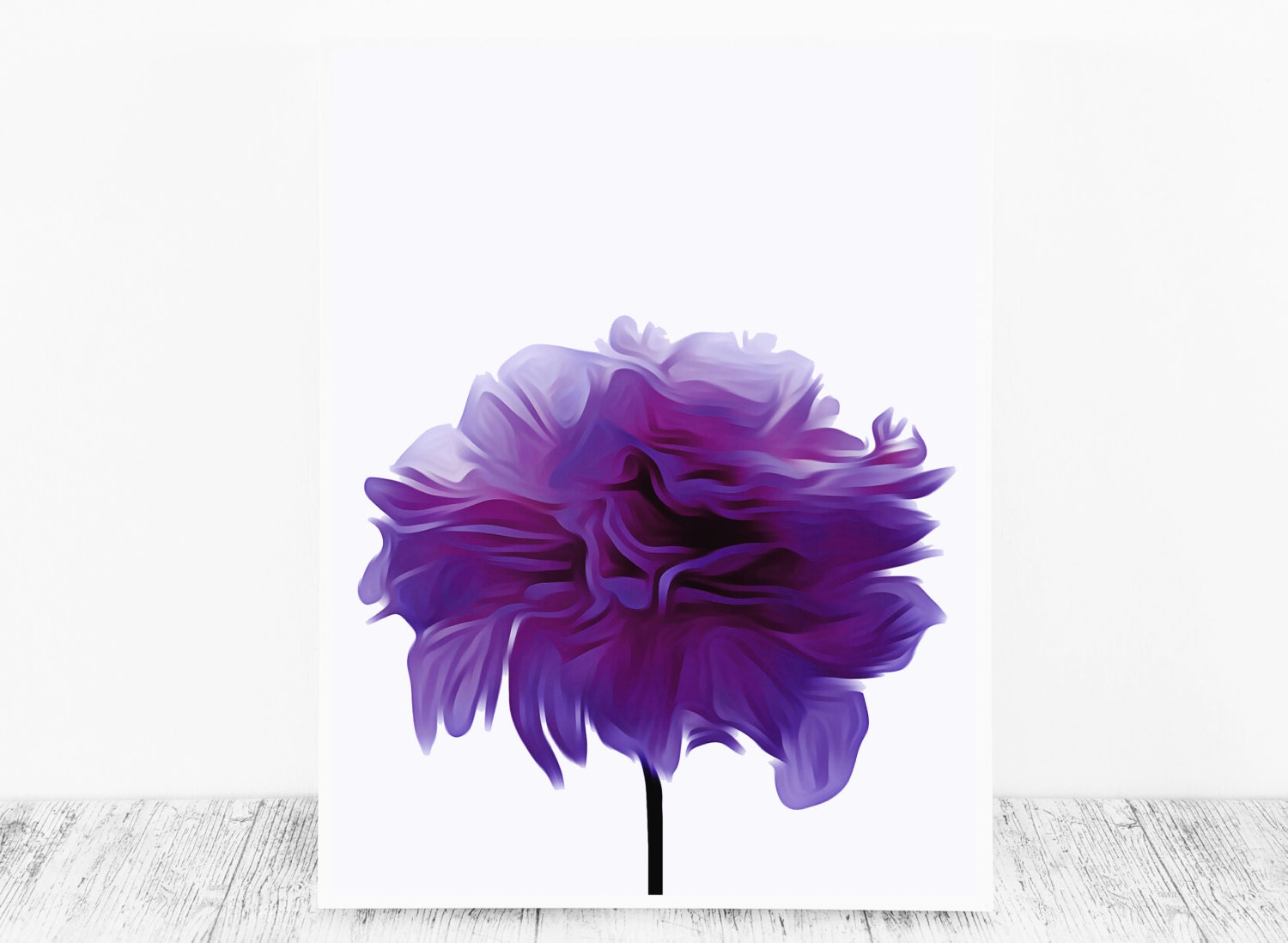 Purple flower poster flower purple poster flower poster purple zoom amipublicfo Image collections