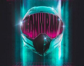 Neon Wraith Series 2