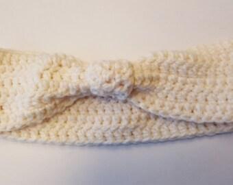 Crochet Winter Headband