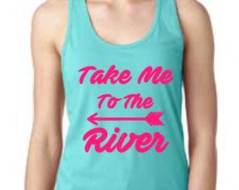 Take Me To The River T'Shirt!