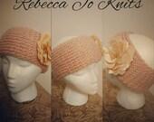 Special order/ pink headband