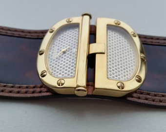 Guess Patent Leather Watch