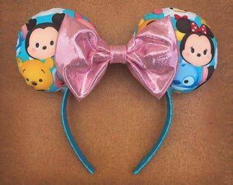 SALE - Disney Tsum Tsum Minnie Mouse Ears