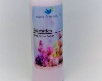 Relaxation Shea Butter Lotion
