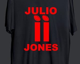 Julio Jones/Atlanta Falcons SuperBowl T-Shirt