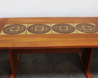 Mid Century Danish Dining Table