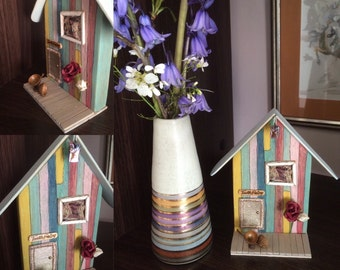 Tooth Fairy Woodland Dwelling (limited edition)