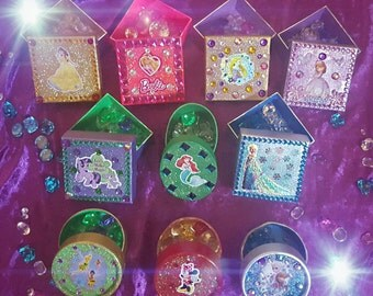 Special magic Fairy Wishing Boxes