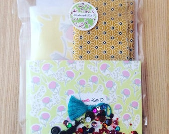 Kit fabric cover and Illustration N3a