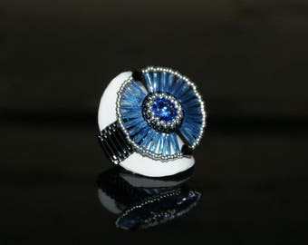 "Ring ""Sapphire-1"""