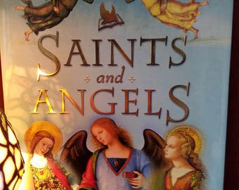 Saints and Angels Book by Kingfisher