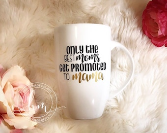 Only the best moms get promoted ...
