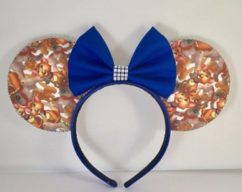Oliver and Company Mickey Ears, Oliver and Company Minnie Ears
