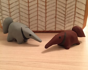 Anteater totems