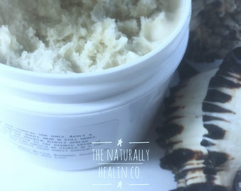 Peppermint & Coconut Shea Butter