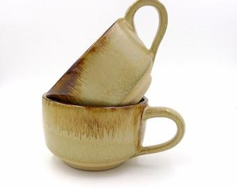 coffee mug, tea mug, espresso cup, hand made mug, espresso