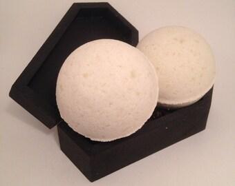 BASIC B!tch Milk, Honey, and oatmeal Bath Bomb *Fragrance Free