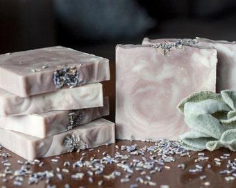 Pamper Me Deluxe || Lavender Luxury Soap