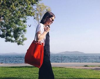 Natural 100% Cotton Canvas Tote Bag