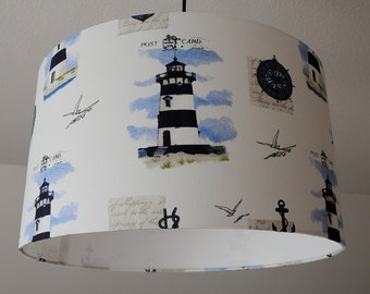 "Ceiling lamp ""Lighthouse"" (ceiling lamp shade)"