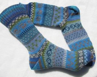 Colorful socks AGDA Gr. 39 / 40