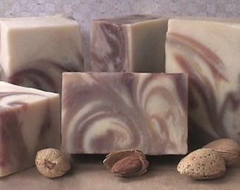 5 Soap Bars - Essential Oil - All Natural - Artisan Cold Process - Herbal - Bulk, Discounted Soap - Lot of 5 - Handmade - Vegan