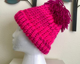 Knitted Adult/Teen Hat #2115