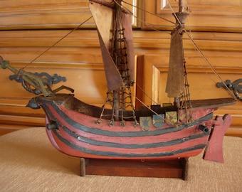 Galleon of the Spanish Main Model