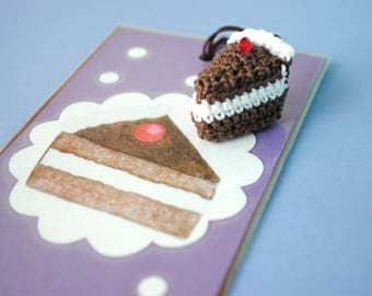 Bookmark Black Forest cake