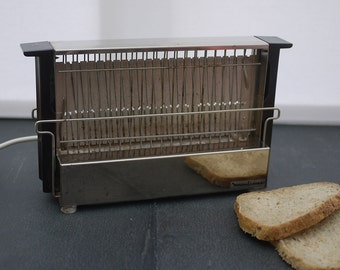 Vintage Moulinex electric toaster.  1960's Electric french Toaster. French toast. Retro Kitchen Cocooning
