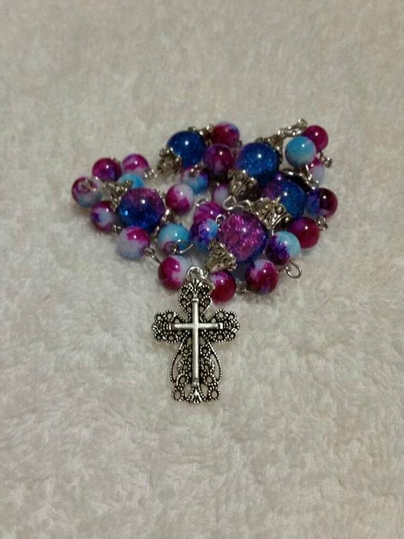 how to make methodist prayer beads
