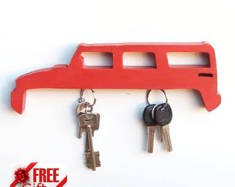 key holder, key holder for wall, key hooks, key hanger, wall key rack, key ring organizer, locking key ring, Wall hangings, key rack,