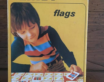 REMBI Flags the exciting Memory Game