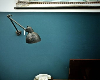 60 years of industrial-style Wall lamp